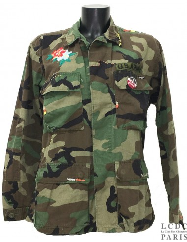 ARMY JACKET HAWAI