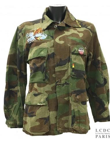 ARMY JACKET KOI