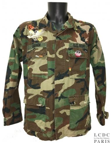 ARMY JACKET DRAGON